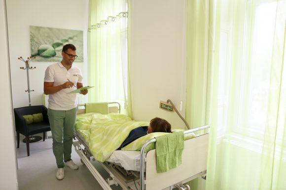 Aufwachraum von Evergreen Dental